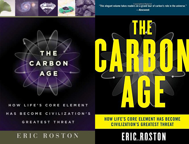 The Carbon Age covers